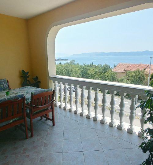 apartman a2 balkon